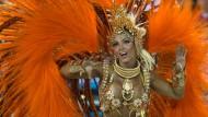 Karneval in Rio erreicht Höhepunkt