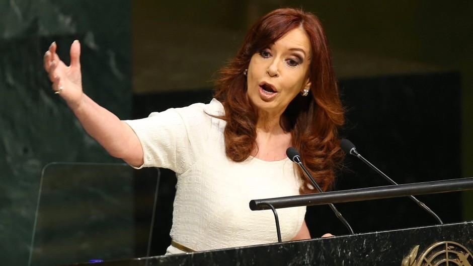 Ära Kirchner geht zu Ende