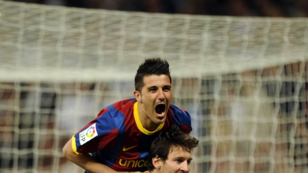 david villa ein star im schatten von messi fu ball faz. Black Bedroom Furniture Sets. Home Design Ideas