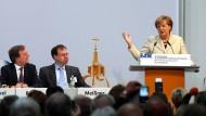 Merkel: Ohne Grundlage keine Entscheidung auf Euro-Gipfel