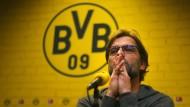 Wie ernst nimmt BVB-Coach Klopp den Abstiegskampf?