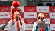 Tomatenroboter für Leistungssportler