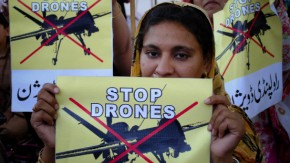 Pakistan Drones vs, Diplomacy