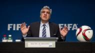 Fifa hält an Fußball-WMs in Russland und Katar fest
