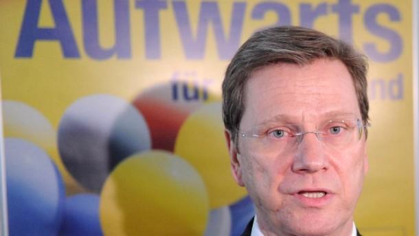 Wahlkämpfer fordern Westerwelles Rücktritt