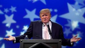 Trump tritt nicht gegen Obama an