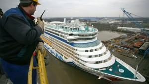 Aida bestellt Kreuzfahrtschiffe erstmals in Japan