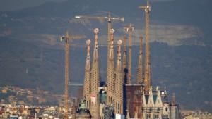 Späte Weihe für Gaudi