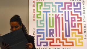 Im bunten  Labyrinth: Türkei wird Gastland 2008
