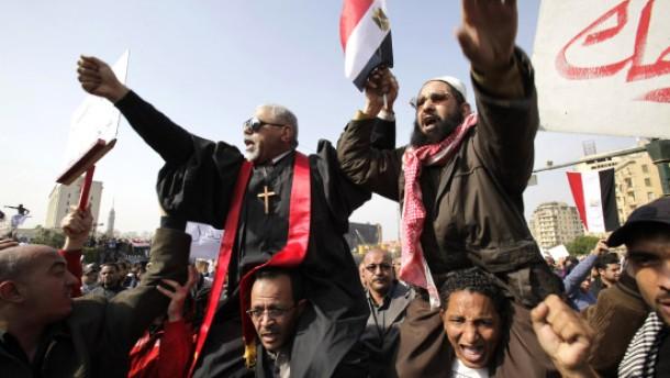 Kairo und Amman