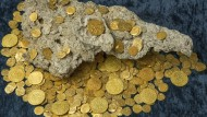 Goldschatz im Wert von mehr als 4 Millionen Euro gefunden