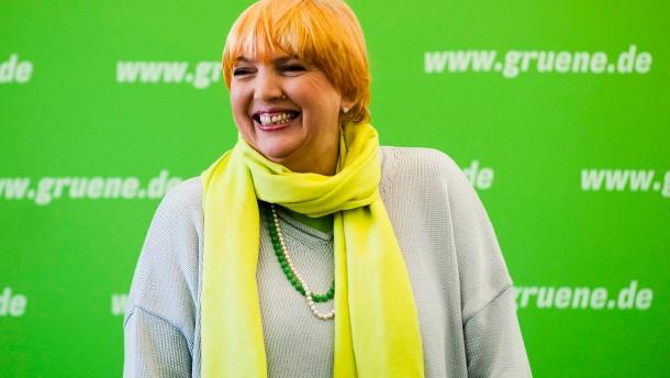"Grüne gegen ""virtuelle Debatten"""