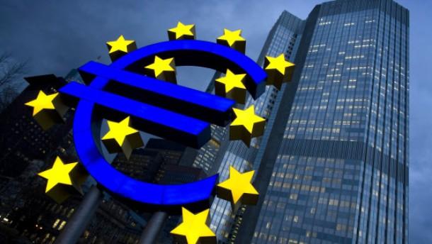 EZB plädiert für Europäischen Währungsfonds