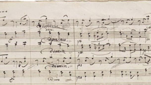 Drei Millionen für Beethovens Neunte