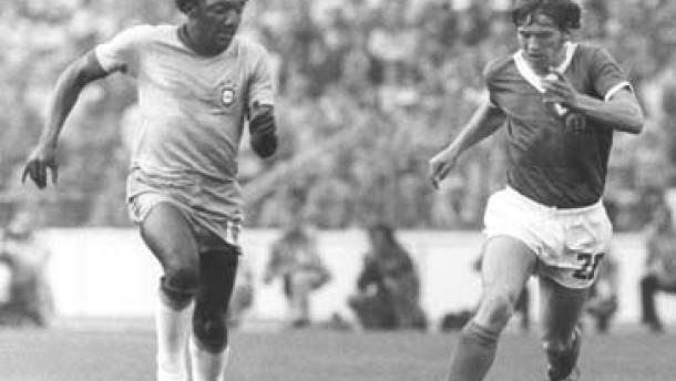 Als Brasilien den Rosenberg stürmte