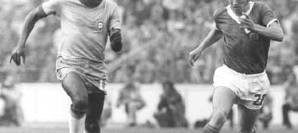 Fussball Wm Als Brasilien Den Rosenberg Sturmte