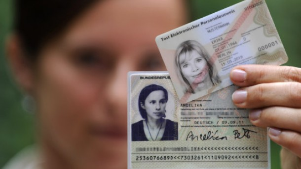Bericht: Neuer Personalausweis nicht sicher