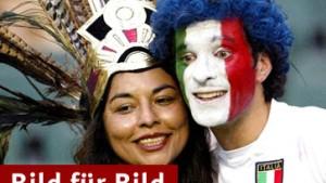 Der Tag, als Mexiko tanzte und Italien aufatmete