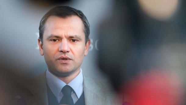 Staatsanwaltschaft ermittelt gegen Edathy