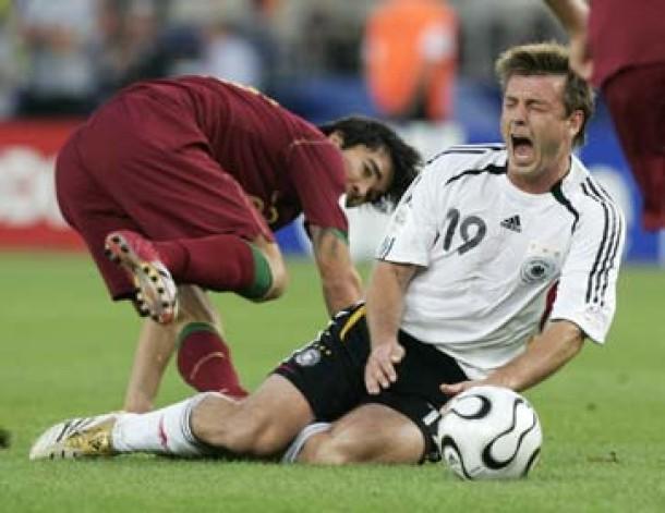 WM 2006 Deutschland 63 08.07.2006 Spiel um Platz 3 Portugal in Stuttgart Nr