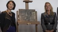 Gestohlener Picasso wieder zu Hause