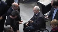 Bundestag billigt Hilfen für Athen