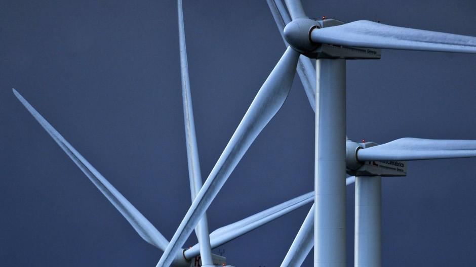 Die Zukunft gehört den regenerativen Energien: Windkraft ...