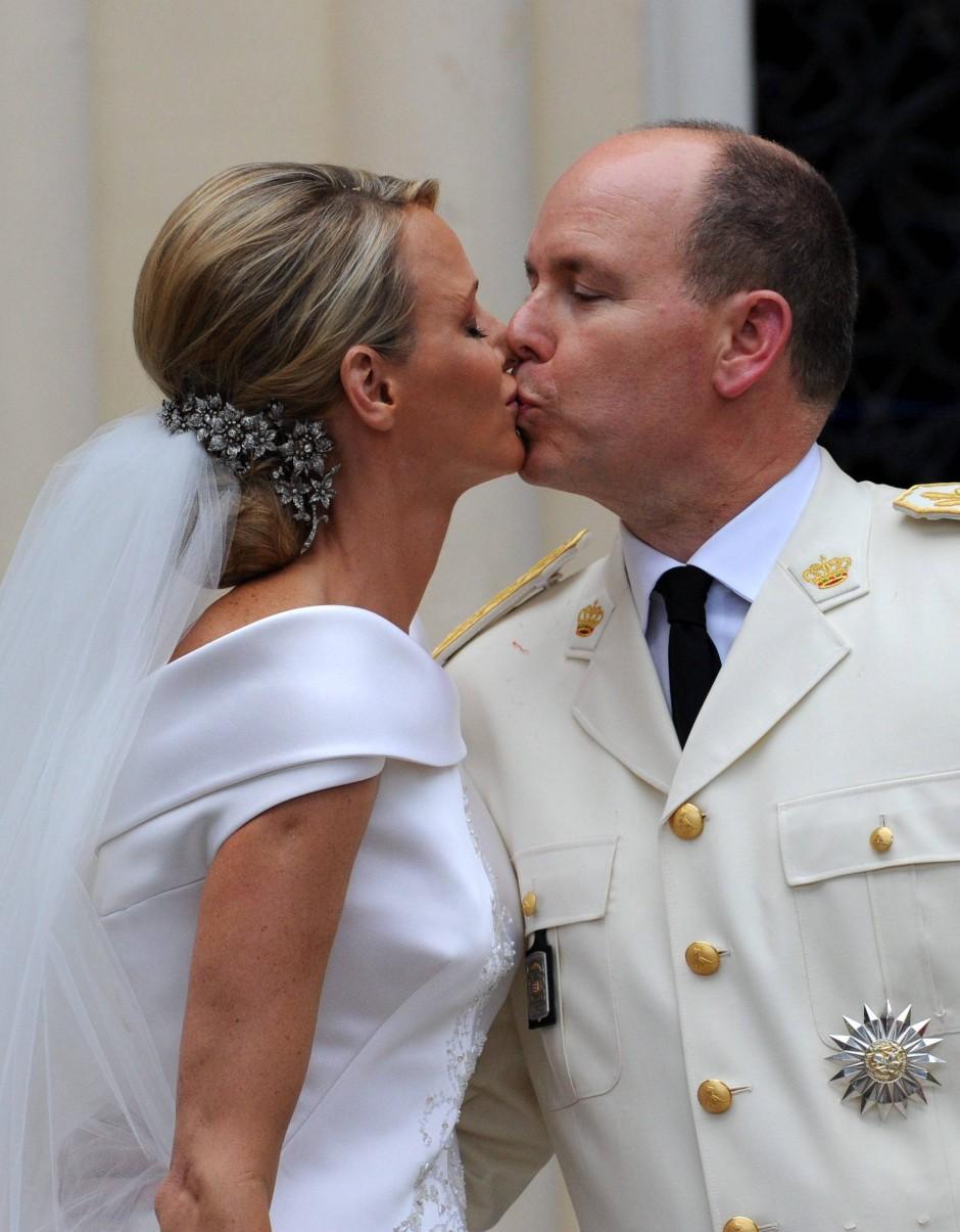Bildergalerie: Charlène von Monaco ist schwanger: Charlène
