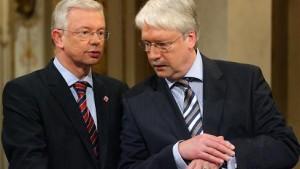 Hahn warnt Koch vor Bündnis mit der SPD
