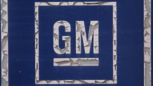 General Motors schreibt wieder Gewinne