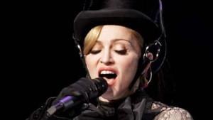 Mikrofone für Madonna