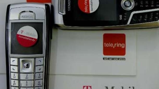T-Mobile darf Telering übernehmen