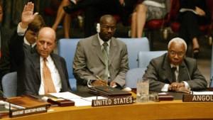 Amerika blockiert Israel-kritische Resolution