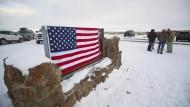 Miliz besetzt Nationalpark-Gebäude in Oregon