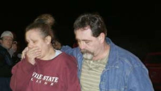 Schrecken in Tallmansville: Doch nur ein Überlebender