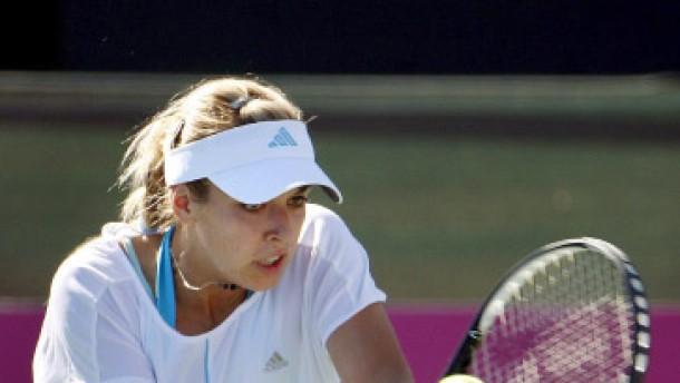 Deutsche Tennis-Damen scheitern an Amerika