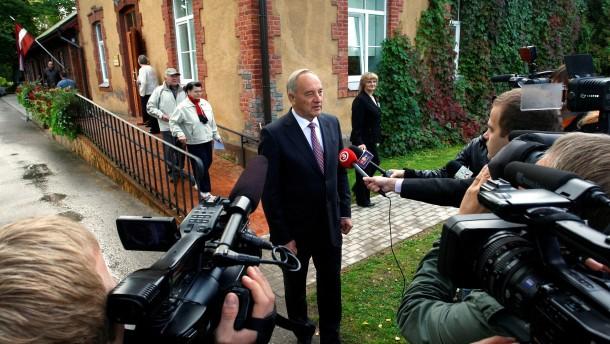 Russen werden stärkste Kraft in Lettland