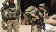 Afghanen starten Offensive gegen Taliban in Kundus