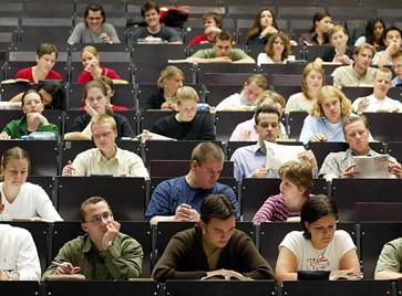 Bild zu bildung spd will zehn elite universit ten bild for Universitaten deutschland