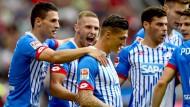 Hoffenheim hofft auf Sieg gegen Bayern