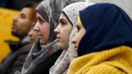 Bayern startet Rechtsbildungsunterricht für Flüchtlinge