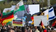 Wilders wollen weniger Menschen sehen, als erwartet