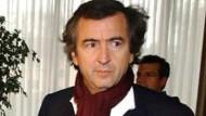 Kein Weltgeschehen, zu dem er sich nicht äußerte: Bernard-Henri Levy