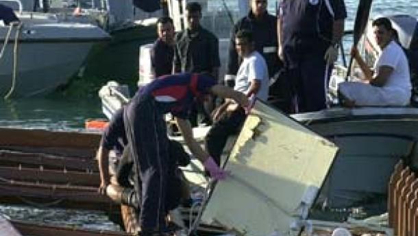 Mehr als 50 Tote bei Schiffsunglück vor Bahrein