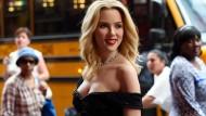 Scarlett Johansson als Wachsfigur in New York