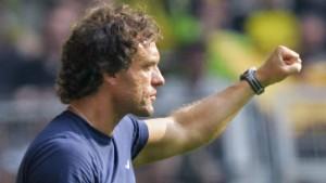 """Meyer: """"Viele Spieler nicht richtig auf dem Platz"""""""