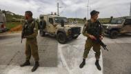Palästinenser von israelischen Truppen erschossen
