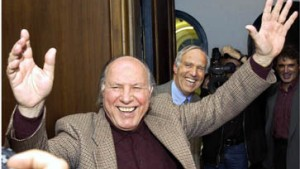 """Einer der letzten"" - Imre Kertész bekommt Literatur-Nobelpreis 2002"