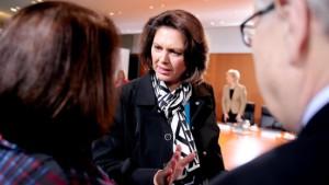 Kritik an Ministerin Aigner wächst