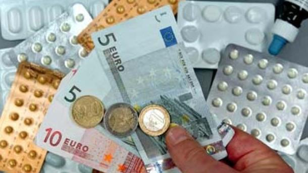 Kassen erwirtschaften Milliardenüberschuß